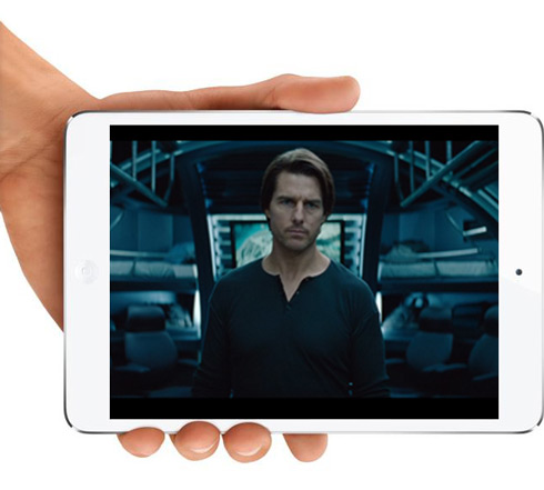 how to play movie from icloud on ipad