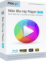 1 Mac Blu-ray Player Pro
