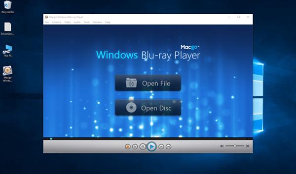 gratuitement macgo windows blu-ray player
