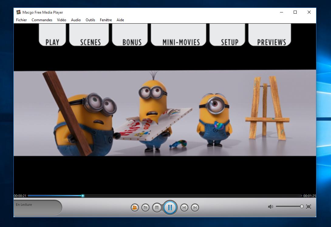 logiciel pour lire les dvd gratuit